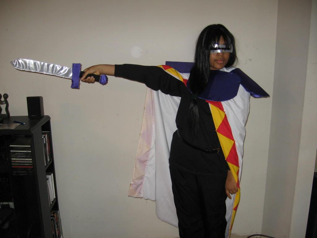 dark matter swordsman skylar - photo #30