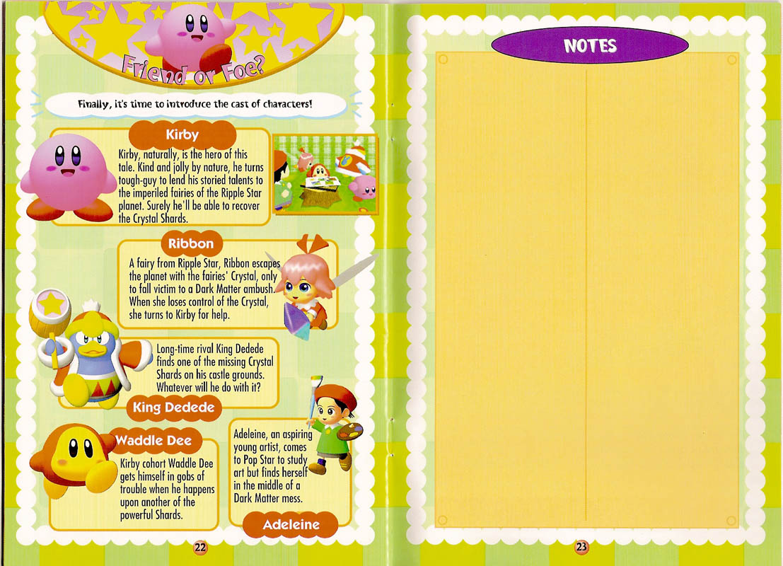 kirby 64 the crystal shards video game tv tropes