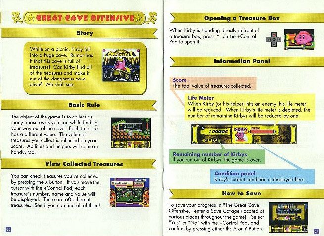 kirby s rainbow resort rh kirbysrainbowresort net kirby instruction manual free download kirby owners manual